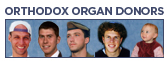 Orthodox Organ Donors